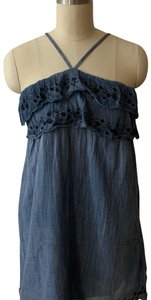 Miss Sixty short dress Blue on Tradesy