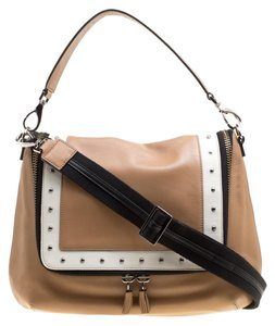 b4543e6c789a Anya Hindmarch Leather Shoulder Bag