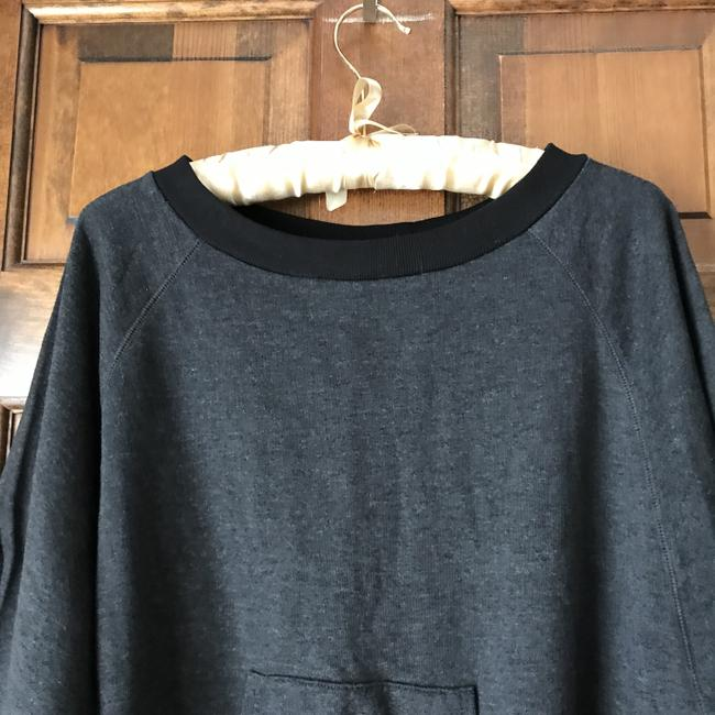 Forever 21 Dolman Sleeve Pouch Pocket Banded Cotton/Polyester Machine Wash Sweatshirt Image 1