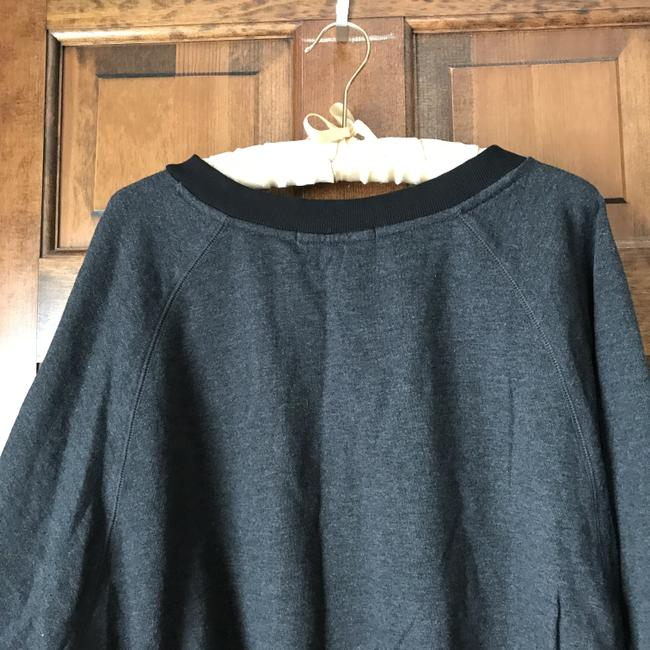 Forever 21 Dolman Sleeve Pouch Pocket Banded Cotton/Polyester Machine Wash Sweatshirt Image 4
