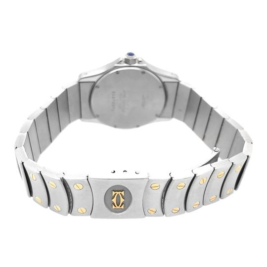 Cartier Cartier Stainless Steel and 18k Gold Automatic Watch Image 4