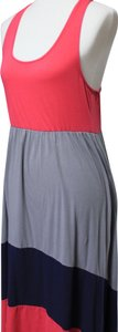Red; Gray Maxi Dress by Mossimo Supply Co.