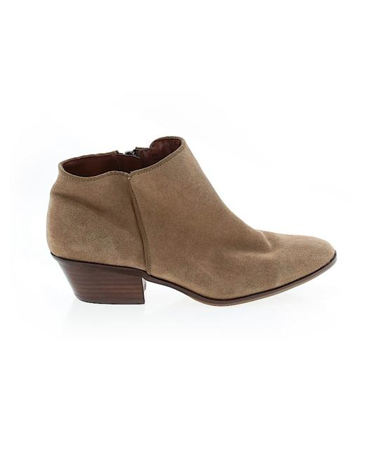 Item - Taupe Brown Apri By Geronimo Suede Ankle Boots/Booties Size US 9 Regular (M, B)