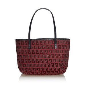 Red Fendi Totes - Up to 90% off at Tradesy 76337aefe1e1c