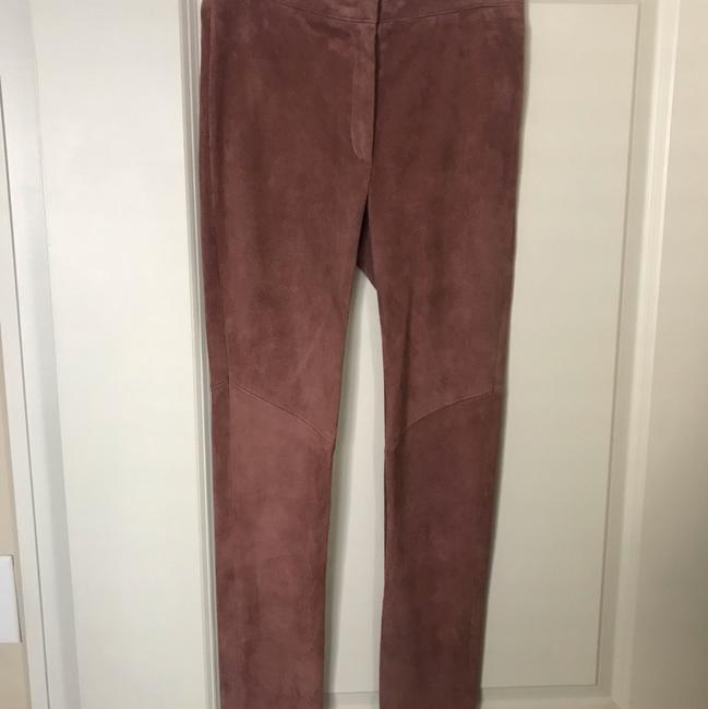 Escada Dark French Rose Leggings Image 3