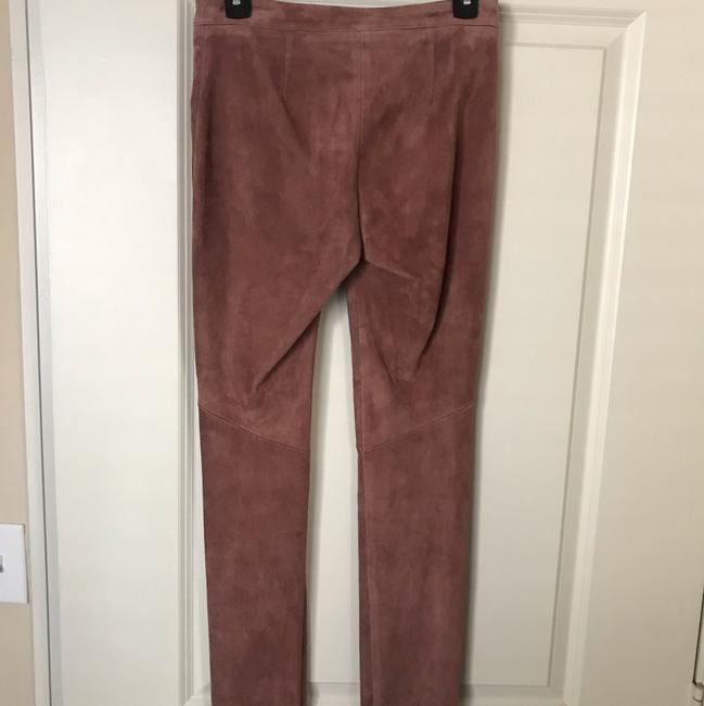 Escada Dark French Rose Leggings Image 4