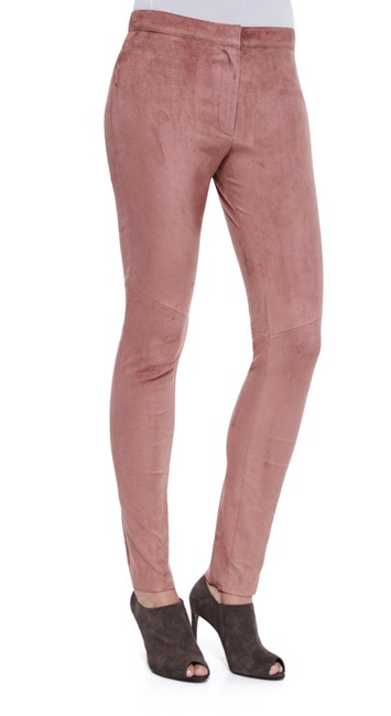 Preload https://img-static.tradesy.com/item/24831079/escada-dark-french-rose-front-zip-suede-leggings-size-2-xs-26-0-2-650-650.jpg
