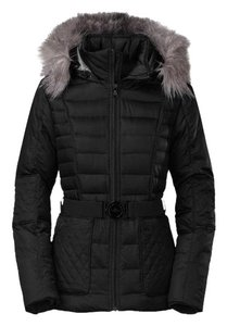 The North Face Thenorthface 600 Pro Down Parka Fur Coat