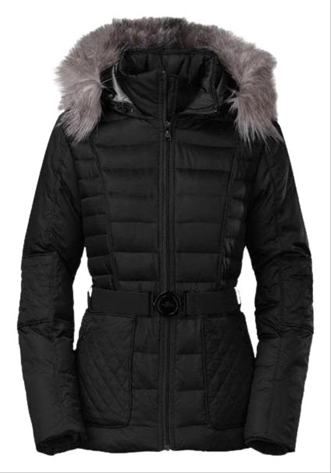 The North Face Black Women Parka 600 Down Pro Xlarge Coat Size 16 ... 406287507