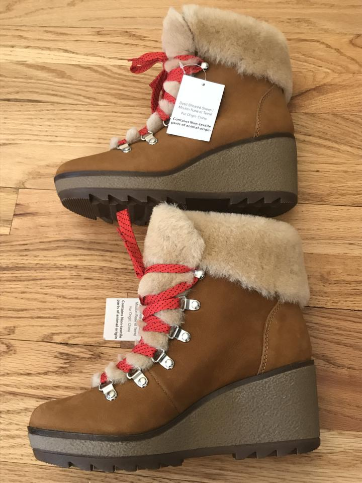 0bbb987f3e3 J.Crew Nordic Wedge Boots Booties Size US 8 Regular (M