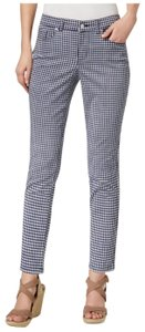 Charter Club Skinny Pants blue combo