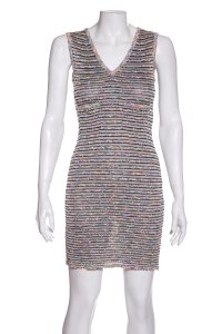 Chanel short dress Multicolor on Tradesy