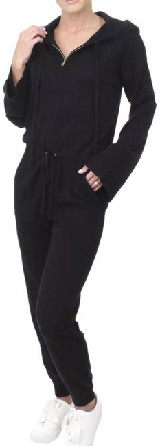 Preload https://img-static.tradesy.com/item/24832055/juicy-couture-black-cashmere-hooded-romperjumpsuit-0-1-650-650.jpg