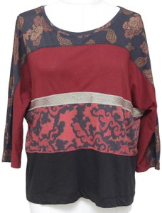 Dries van Noten T-shirt T-shirt Designer T-shirt T Shirt Red