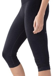 3ab216f6a7f1c Black Lululemon Athletic Bottoms - Up to 90% off at Tradesy