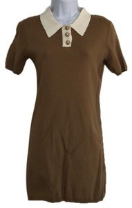 English Factory short dress Tan on Tradesy