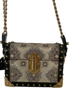 Prada Box Crossbody Classic Shoulder Bag