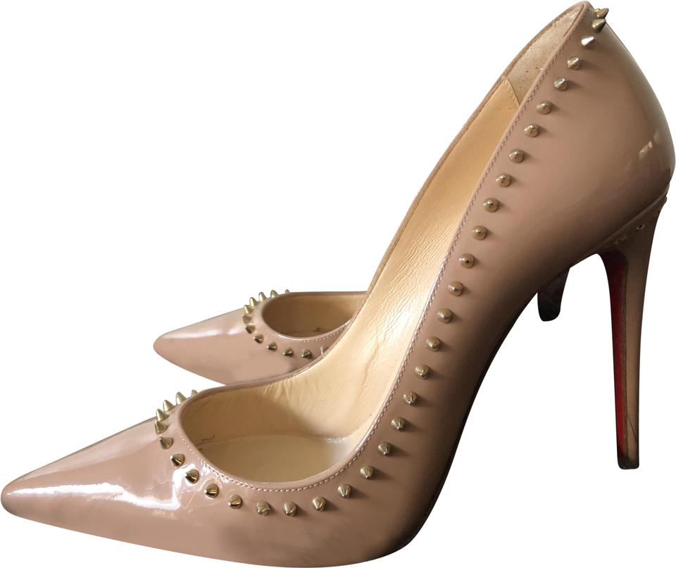 new style e1cf8 31124 Nude Pigalle Pumps