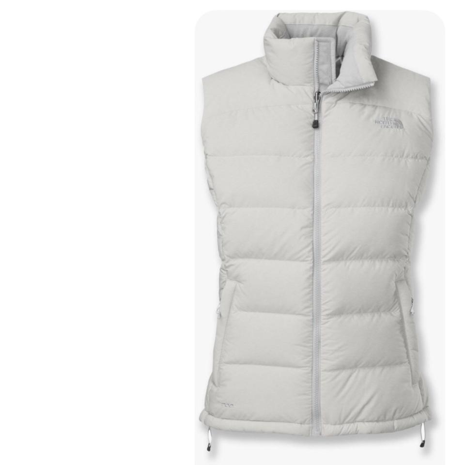a2490aed92 The North Face Nuptse Ii Vest Size 10 (M) - Tradesy