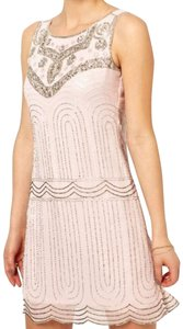 Frock and Frill Art Deco Deco Beaded Dress