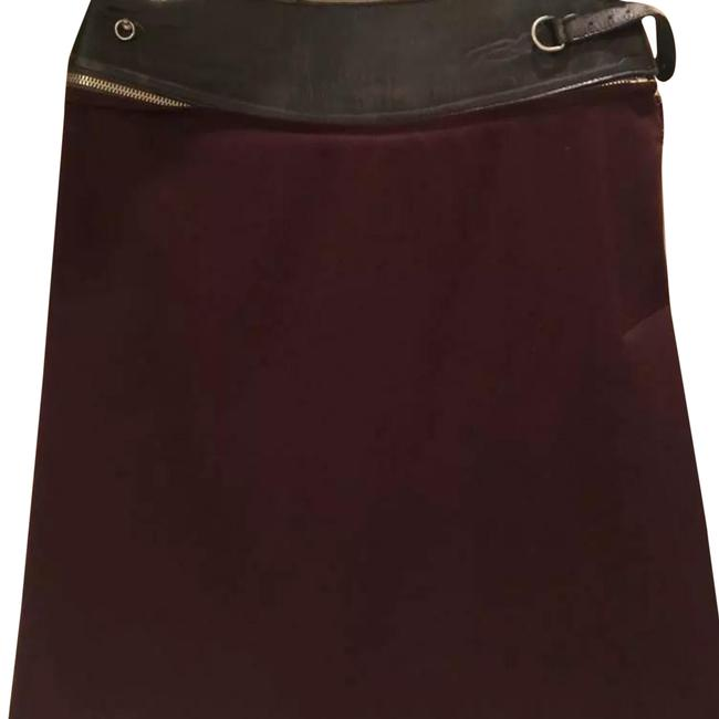 Preload https://img-static.tradesy.com/item/24833789/jean-paul-gaultier-burgundy-with-zippered-distressed-leather-belt-skirt-size-4-s-27-0-1-650-650.jpg