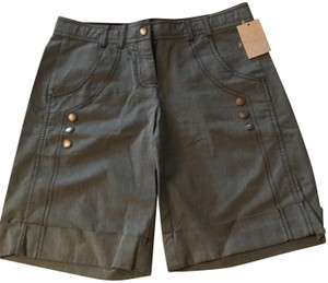 Zac Posen for Target Cuffed Shorts Green
