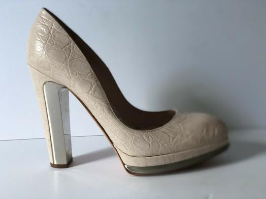 Alexander McQueen light ivory Pumps Image 1