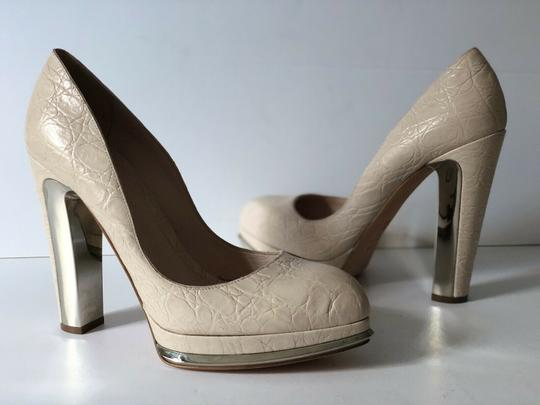 Alexander McQueen light ivory Pumps Image 11