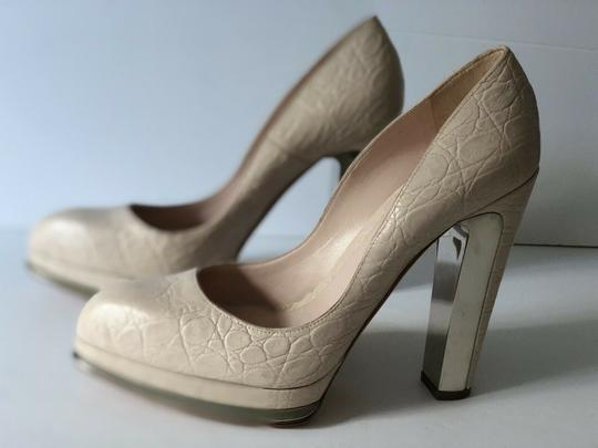 Alexander McQueen light ivory Pumps Image 2