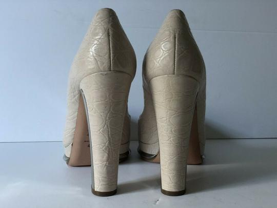 Alexander McQueen light ivory Pumps Image 3
