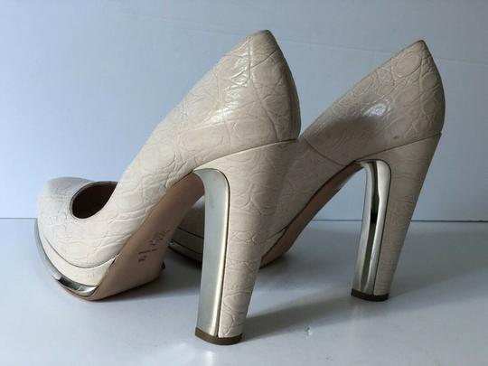 Alexander McQueen light ivory Pumps Image 4