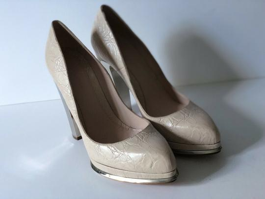 Alexander McQueen light ivory Pumps Image 7