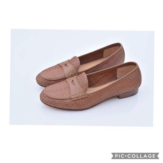 Brooks Brothers tan Flats Image 1