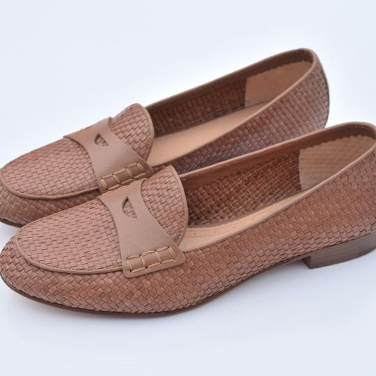 Brooks Brothers tan Flats Image 10