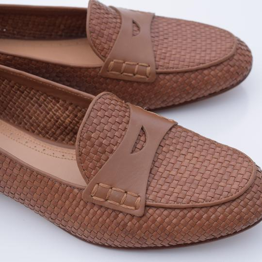 Brooks Brothers tan Flats Image 3