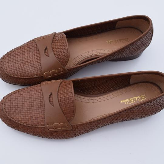 Brooks Brothers tan Flats Image 4