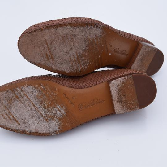 Brooks Brothers tan Flats Image 5