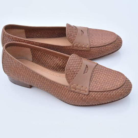 Brooks Brothers tan Flats Image 8