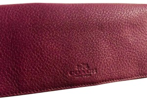 Coach Phone Wallet
