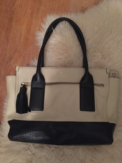 Kate Spade Leather New York Gold Hardware Tote in Tan Image 5