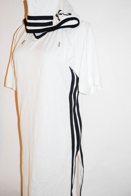 white Maxi Dress by Y-3 Long Image 3