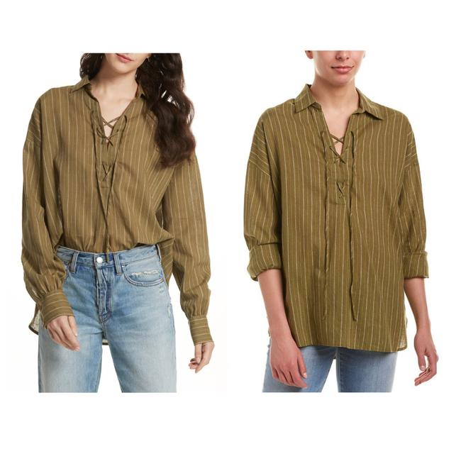 Free People Top Moss Image 1