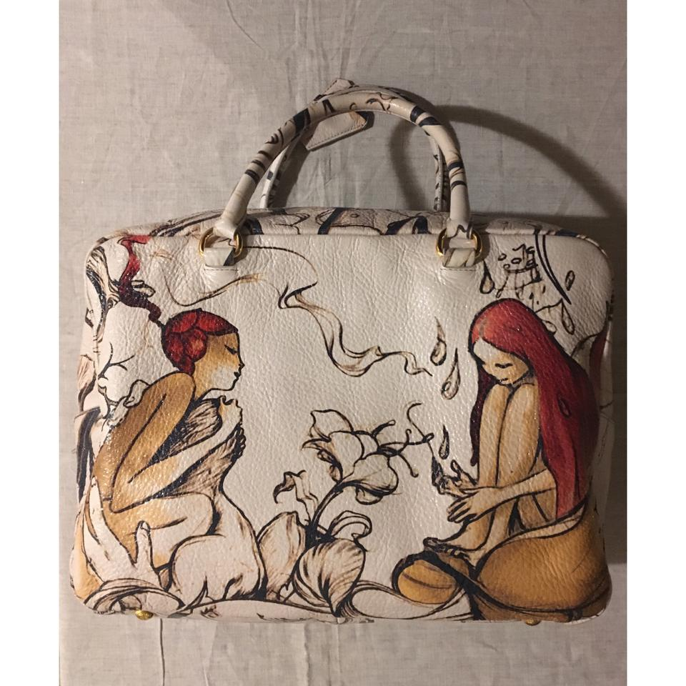 4f14c6862282 Prada This Is A Limited Edition Bag. Fairy Hand Painted Exterior ...
