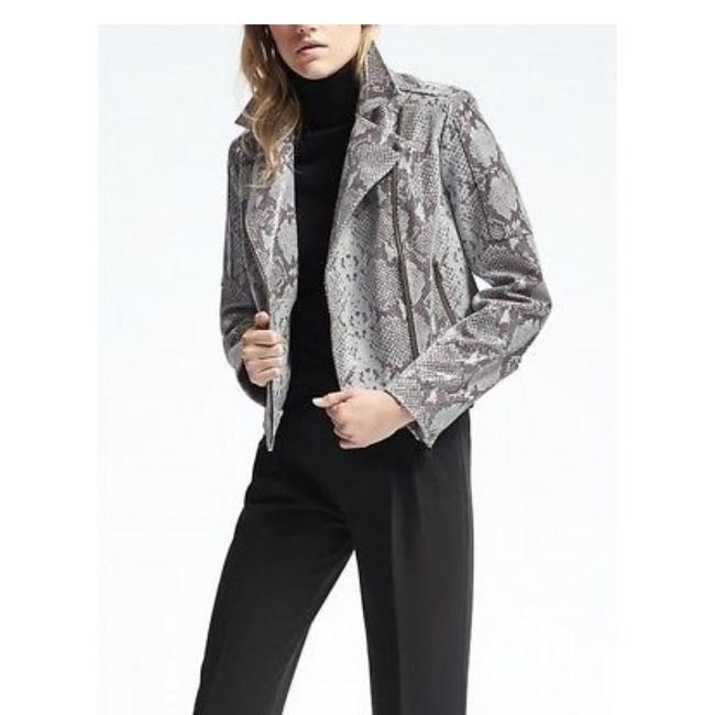 Banana Republic Motorcycle Jacket Image 0