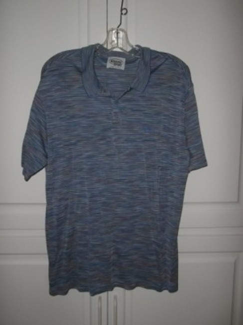 Missoni T Shirt Mulitcolored Stripes Pattern