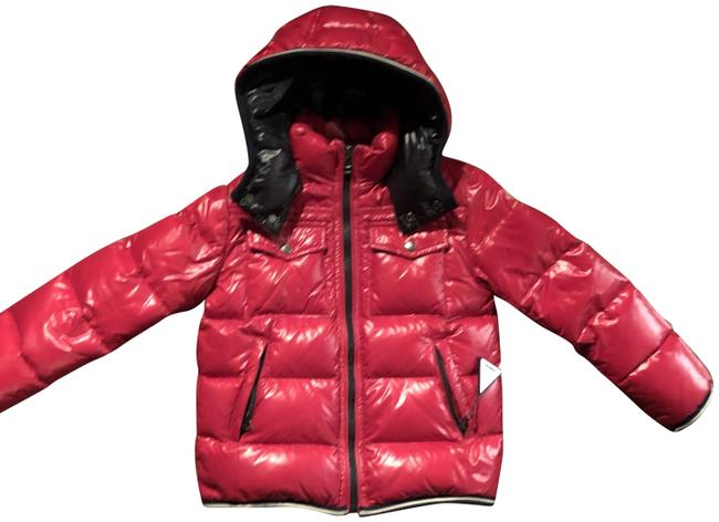 Item - Red Down / 5 Jacket Size 4 (S)