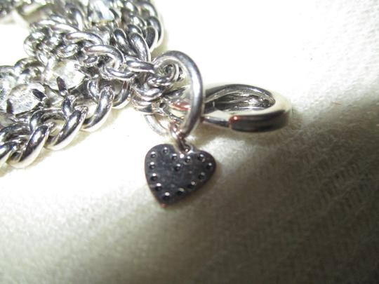 Other braided wide chain with rhinestones Image 3