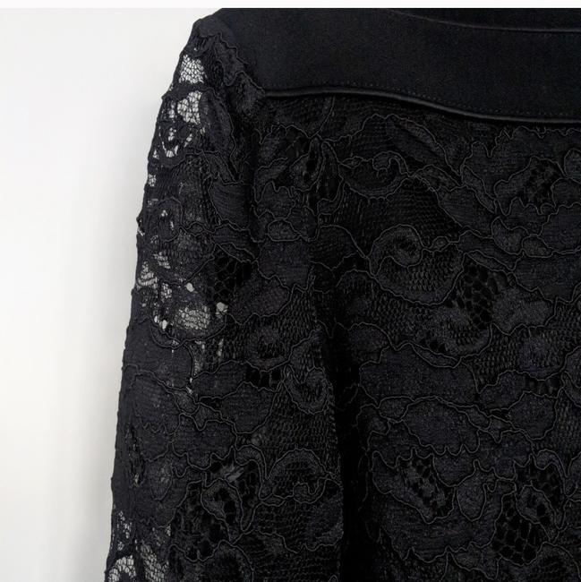 Tory Burch Top Black with Gold Hardware Image 1