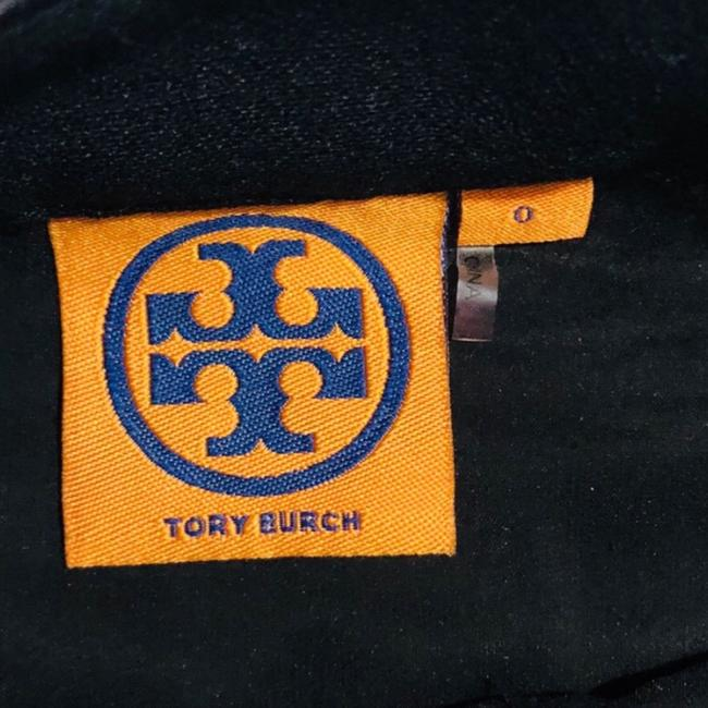 Tory Burch Top Black with Gold Hardware Image 5