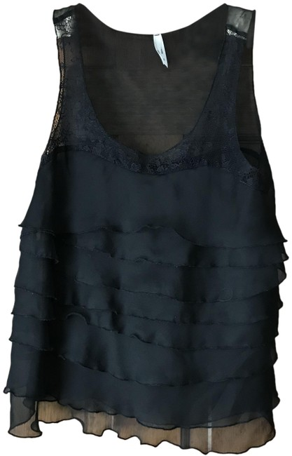 Preload https://img-static.tradesy.com/item/24836078/black-lace-and-flounces-tank-topcami-size-6-s-0-1-650-650.jpg